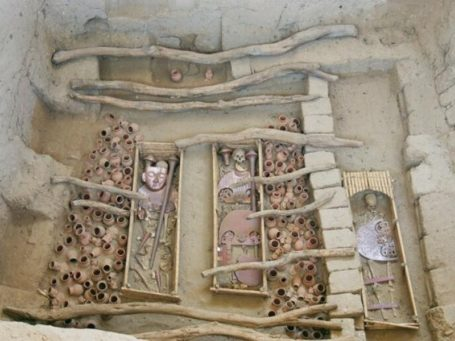 Königsgräber von Sipán