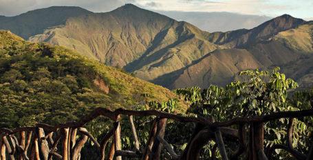 Panorama bei Vilcabamba
