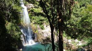 Der Serra Azul Wasserfall