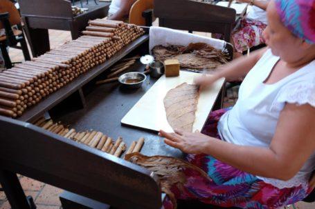 Zigarrenmanufaktur in Cachoeira