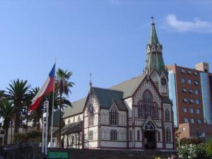 Kirche in Arica