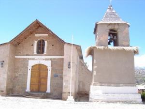 Dorfkirche von Putre
