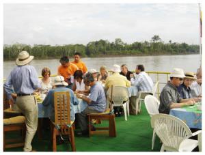 Manatee Amazon Explorer - An Deck