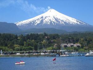 Vulkans Villarrica Pucon