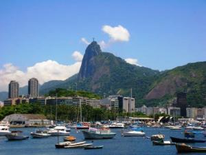 Die Christusstatue in Rio