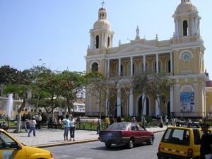 Plaza de Armas in Chiclayo