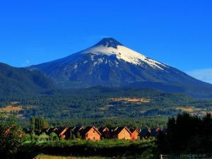 Vulkan Villarrica Pucon