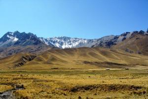 Fahrt nach Puno