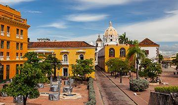 Reisen nach Kolumbien 2