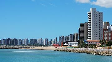 Hotels in Fortaleza