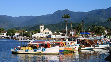 Hotels in Paraty