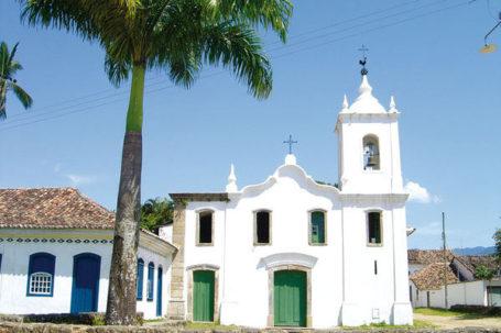 Kirche in Paraty