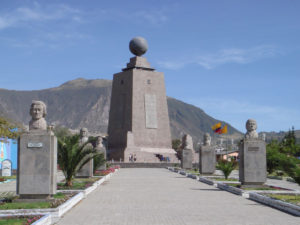 Äquatordenkmal