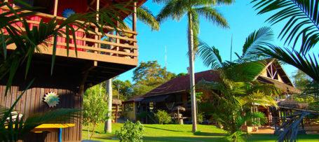 Lodge Jardim da Amazonia