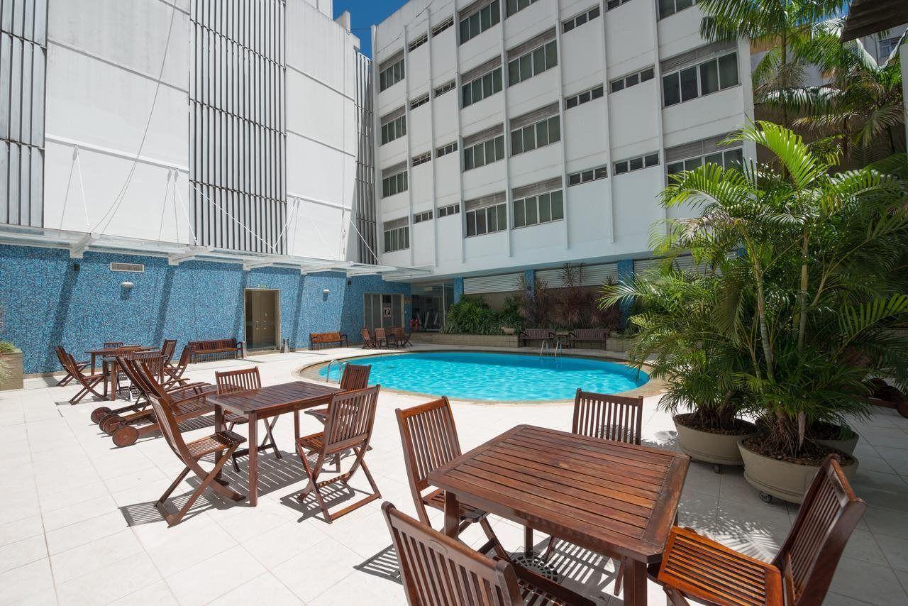 Hotel Regente Belem - Pool