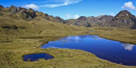 El Cajas Nationalpark