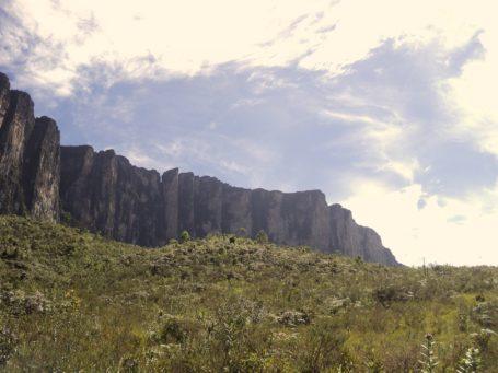 Blick auf den mystischen Monte Roraima