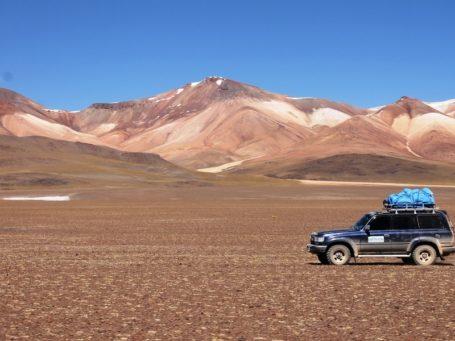 Im Hochland von Bolivien