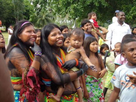 Lokale Gemeinde in Nuqui