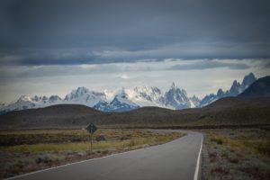 beeindruckende Landschaft in Argentinien