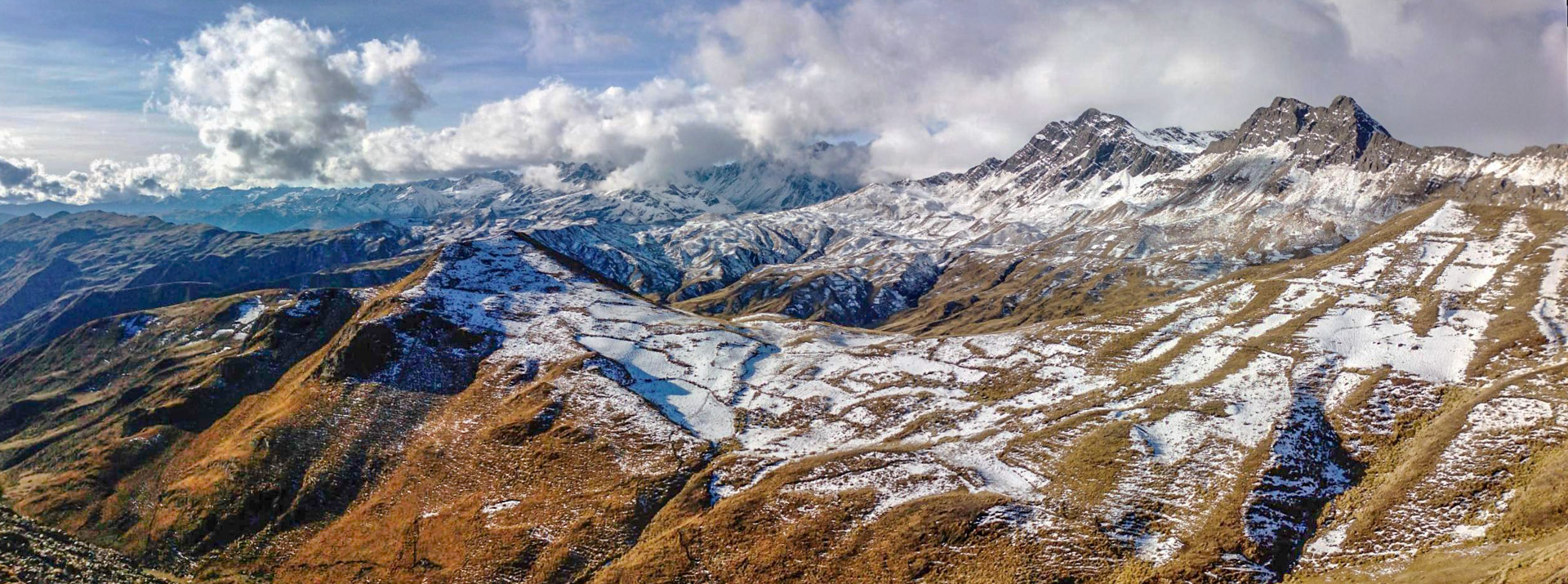 Der Nationalpark Tunari - spektakuläre Landschaft in großer Höhe
