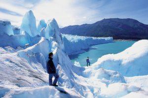 Die Gletscherwelt von El Calafate