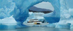 Bootsfahrt auf dem Lago Argentino