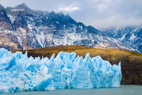Gletscher im Nationalpark Bernardo O'Higgins