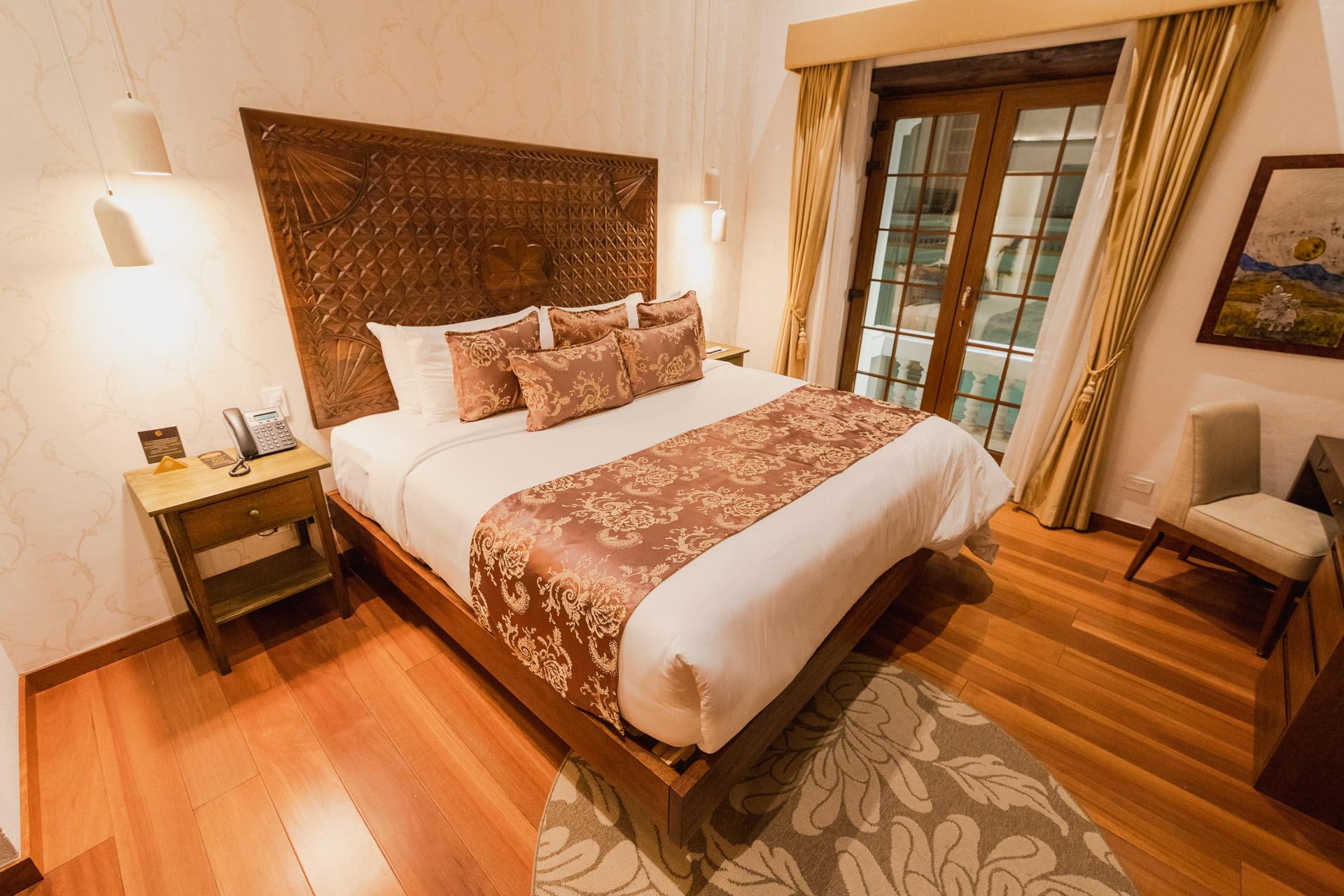 Hotel Mama Cuchara in Quito