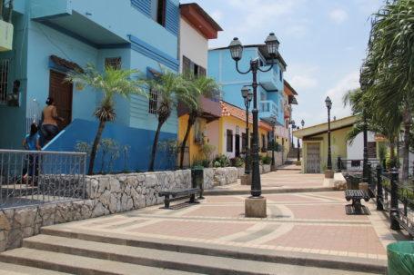 Las Penas / Santa Ana in Guayaquil