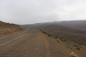 Aschewüste am Chimborazo