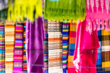 Der Indio-Markt in Otavalo - ein farbenfrohes Erlebnis