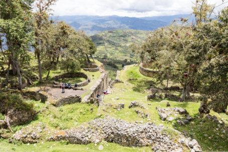 Ruinen von Kuelap - das Machu Picchu des Nordens