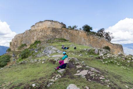 Die beeindruckende Festung Kuélap