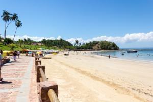 Strand auf der Ilha dos Frades