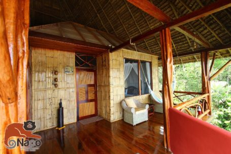 Cabana im Napo Wildlife Center