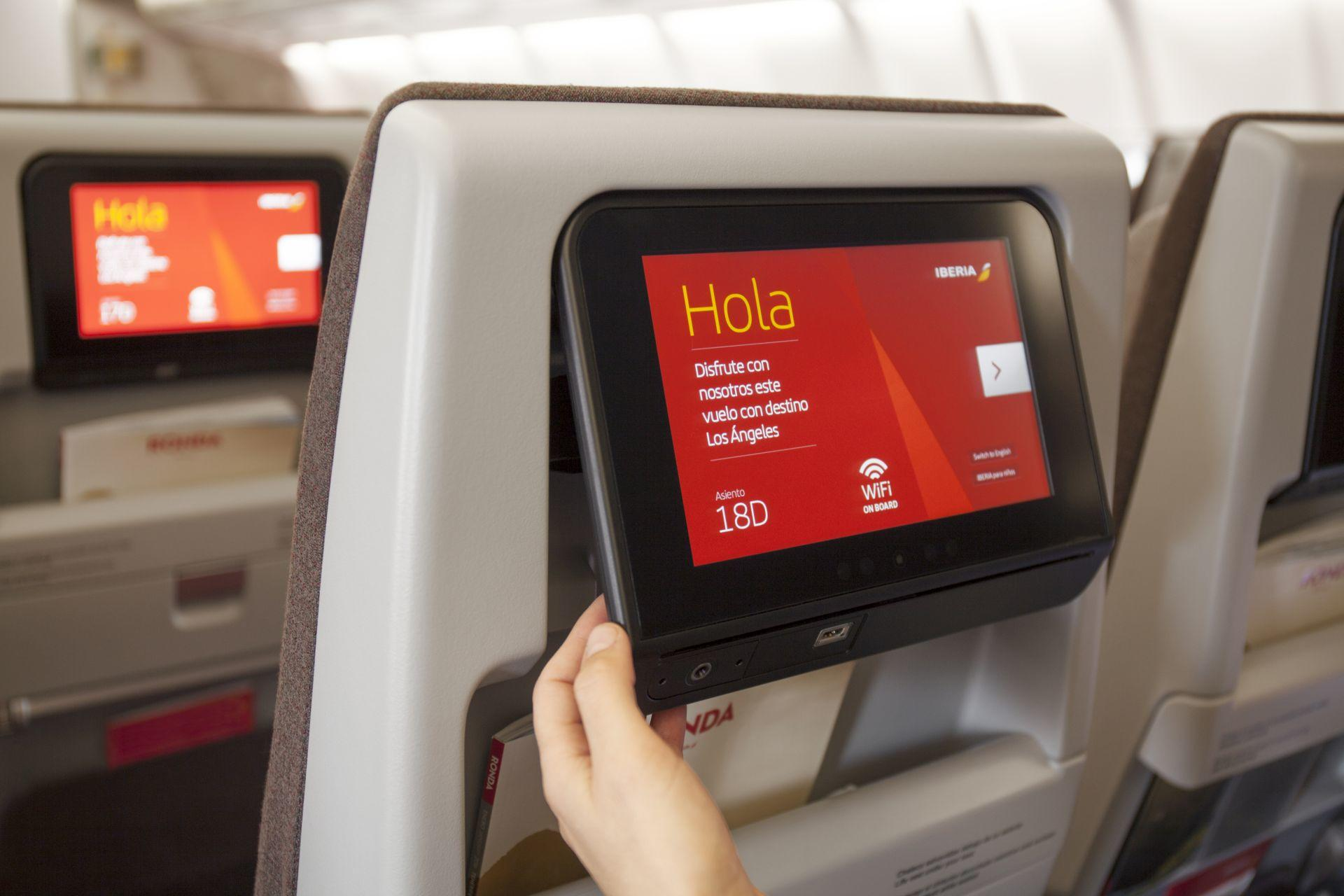 Frauen erste neue Iberia