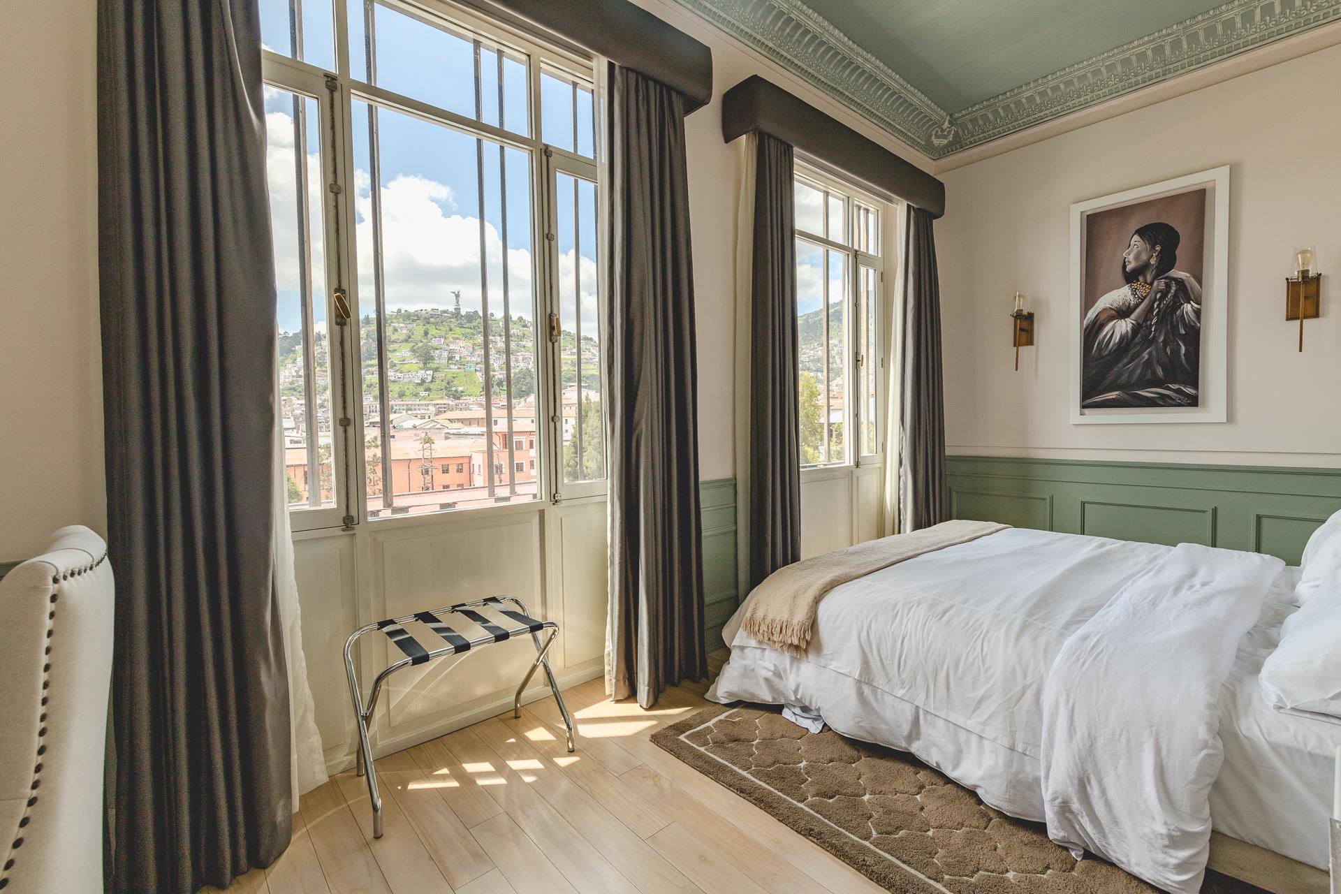 Illa Experience Hotel in Quito