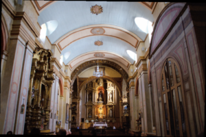 Inmaculada Concepcion Kirche in Quito