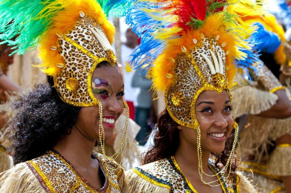 Karneval In Rio De Janeiro