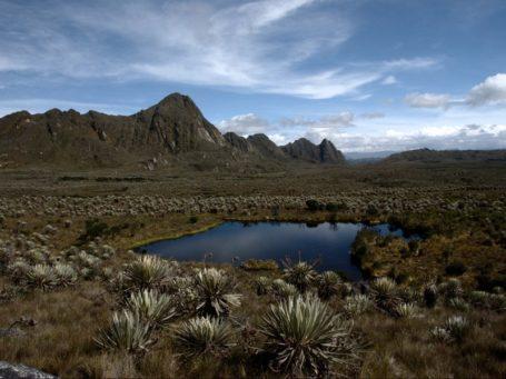 Puracé Nationalpark