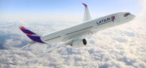 LATAM Flugzeug