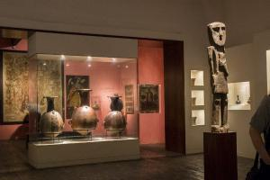 Das Museo Larco in Lima