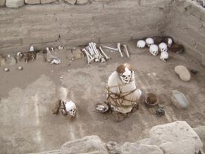 Gräber von Chauchilla
