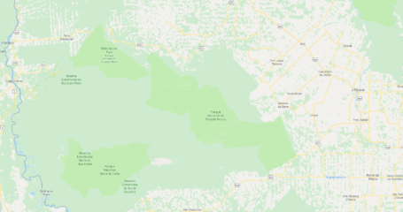 Nationalpark Pacaas Novos