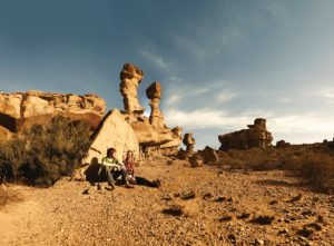 Nationalpark Ischigualasto