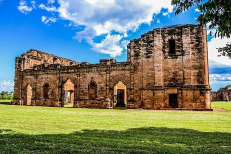 Ruine der Jesuitenmision Jesus de Tavarangüe