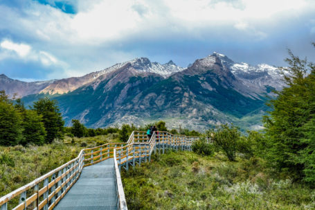 Unterwegs im Nationalpark Los Glaciares