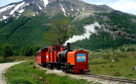 Ushuaia - Tren fin del Mundo