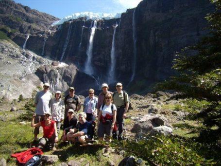 Wanderung bei Bariloche